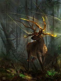 Cervo Guardião