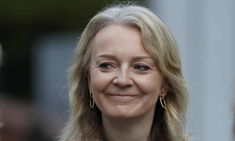 Liz Truss meetings with hard-Brexit group deleted from public register | Brexit | The Guardian Uk Trade, Tory Party, Free Market, The Guardian, Public, Politics, Meet, Group, Small Island