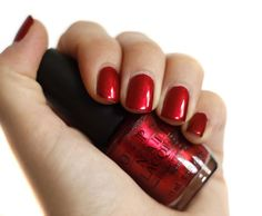 OPI 'An Affair In Red Square' Polish