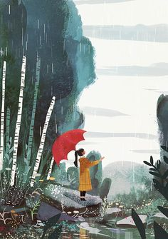 Image discovered by tomatoro. Find images and videos about beautiful, art and illustration on We Heart It - the app to get lost in what you love. Art And Illustration, Illustrations And Posters, Kunst Inspo, Art Inspo, Fantasy Kunst, Fantasy Art, Anime Kunst, Anime Art, Sad Artwork