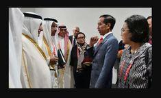 Menteri Arab Saudi Memuji Jokowi untuk Mempunyai 2 Menteri Wanita Terbaik di Dunia