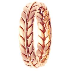 Rose Gold Hand Braided Wedding Ring Band, For the Bride and Groom Womens Wedding Bands, Wedding Ring Bands, Diy Wedding Video, Braided Ring, Gold Hands, Round Cut Diamond, Gold Wedding, Band Rings, Rose Gold