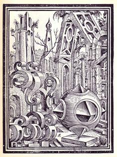 Geometria et Perspectiva - Lorenz Stöer, 1567 g | par peacay