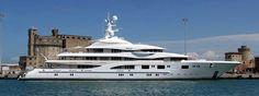 "84-meter yacht ""Valerie"""
