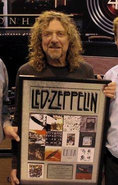 Led Zeppelin's Robert Plant