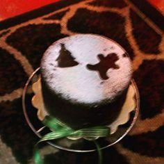 Torta negra..una sonrisa en estas navidades.<3