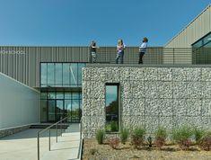 Gallery of Valley Springs High School / modus studio - 2 Spring High School, Arch Architecture, Photo Studio, Built Environment, Landscape Design, Facade, Gallery, Outdoor Decor, Building