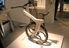 DUTCH DESIGN WEEK 2005 - Graduation 2005: Taraju - an extreme unicycle - Oron Markus - Core77