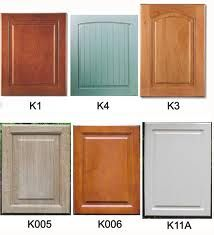 Painted Kitchen Cabinet Doors : Colorful Kitchen Cupboard Doors For Modern  Kitchen