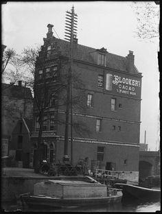 Korte Prinsengracht - Haarlemmer Houttuinen - west, Amsterdam 1893. Foto: Jacob Olie