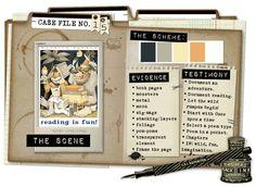 Case File No. 15 {Case Closes on April 22, 2012} - CSI: Color, Stories, Inspiration