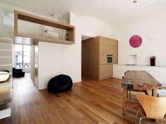 แบบโฮมออฟฟิศสวย โมเดิร์นสไตล์ Studiota เมืองตูริน  สถาปนิกแห่ง Studiota ใช้งบประมาณ €80,000ในการปรับปรุงอพาร์ทเม้นท์ 2ห้องนอนในเมืองตูริน ขนาด 915 ตารางฟุตออกมาได้สวยเนียนตาคุ้มค่ากา