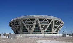Diamond Arena in Beijing, by Atelier 11