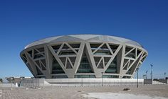 Diamond Arena: China National Tennis Center / Atelier 11  (17)