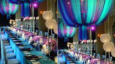 J'adore cette photo de @decofr ! Et vous ? (Source : http://www.deco.fr/photos/diaporama-50-idees-deco-mariage-oriental-d_3554)