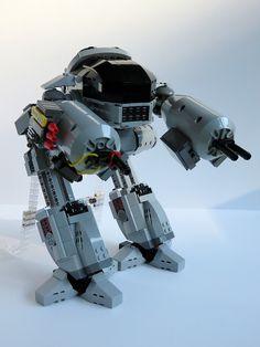 ED-209   by ibn_spirou
