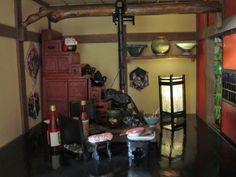 Japanese Dolls' House (Ryokan in Stile Giapponese)