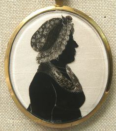 English Woman Silhouettes from 1760 - 18 20 - Google Search