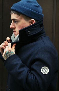 Norse Projects Hip Store, Mens Winter Coat, Norse Projects, Men Dress,  Peacoats a5bf3290018