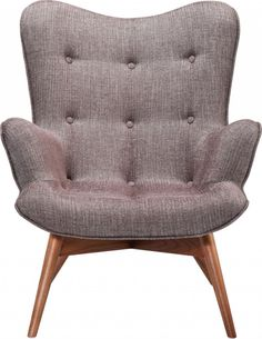Fauteuil Angels Wings - Rhythm Bruin - Kare Design