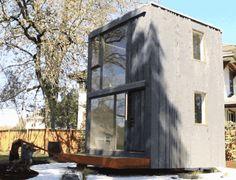 PATH Architecture est un studio basé à Portland en Oregon, sa vision de l'architecture et de l'espace de vie est assez simple et moderne. PATH Architecture