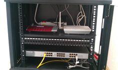 Instalación completa eléctrica, con cableado utp cat-5 de oficinas con 12 terminales Voip Cisco. Se nos complicó un poco por algunas goteras y humedades de aires acondicionados que exiten en los falsos techos. La configuración de los teléfonos y la centralita virtual fue ok !.