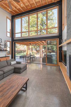 georgianadesign: Willow Glen residence. Winder Gibson...