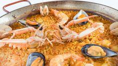 Rte. St James, en Madrid, recomendado para paella por Maite C