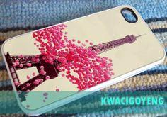 Paris red balloons   iPhone 4/4s/5/5s/5c Case  by kuWacigoyeng, $15.00