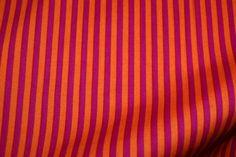 NB 2224-36 Katoen streep oranje/fuchsia e6,95