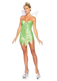 Classic Tinker Bell Disney Costume