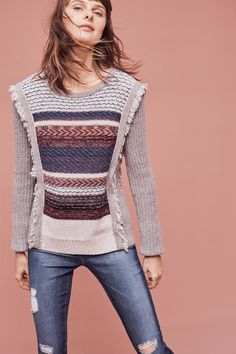 Shop the Hazel Fringe Pullover and more Anthropologie at Anthropologie today. Read customer reviews, discover product details and more.