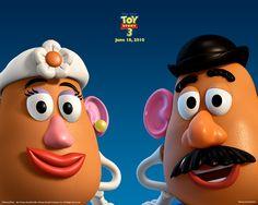 Las 9 Mejores Imagenes De Toy Story Sra Cara De Papa En 2016 Toy