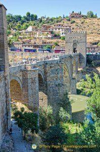 San Martin Bridge - Toledo