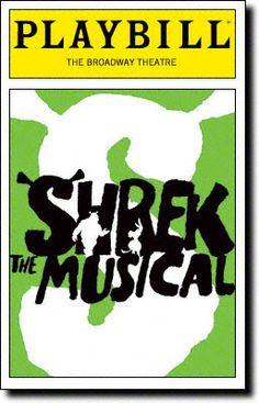 Shrek the Musical - February 18, 2009 (Sarah Jane Everman was Fiona and Ben Crawford was Shrek)
