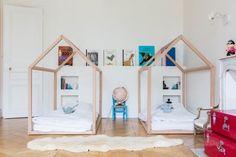 Une chambre d'enfants comme on en rêve
