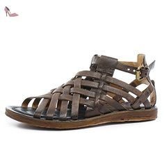 24ff9a6d9a A.S.98 Sandales Ramos 534029-201 Choco Nero 40 - Chaussures as98 (*Partner