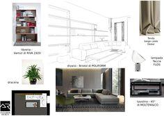 Corso interior design - livello base (madeininterior.it): progetto di Alessandra