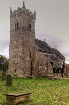 Holy Trinity Church, Little Ouseburn, Yorkshire