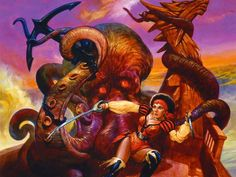 Image result for jeff easley unearthed arcana art