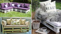 Realizzare divani fai da te in pallet di legno