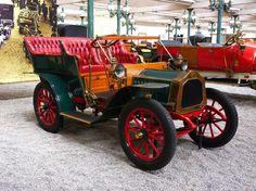 De Dion-Bouton BG 1908