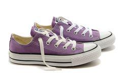Converse Women Classic Evergreen purple low to help