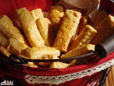Mamina jela: Slani štapići sa maslacem, pavlakom i susamom