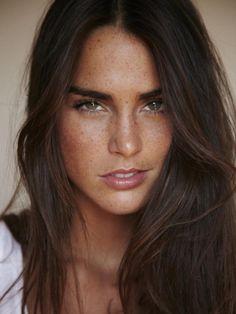gorgeous green eyes
