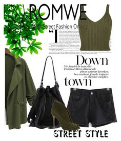 """""""Romwe"""" by mary-thor ❤ liked on Polyvore featuring Chanel, WearAll, Chicnova Fashion, Loeffler Randall and Gianvito Rossi"""