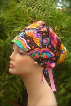 #KFS #Emerald #scrub hat