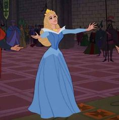 Of course, Sleeping Beauty's ball gown has always been a classic. | A Definitive Ranking Of 72 Disney Princess Outfits