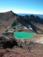 Emerald Lakes Tongariro