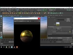 Substance Painter 2 to Arnold for Maya 2017 Workflow